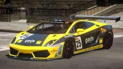 Lamborghini Gallardo LP560 SR PJ1 для GTA 4