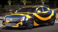 Cadillac CTS-V LR PJ3 для GTA 4