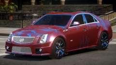 Cadillac CTS-V LR PJ1 для GTA 4
