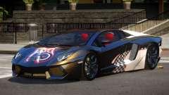 Lamborghini Aventador LP700 RP PJ5 для GTA 4