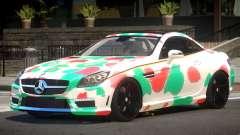 Mercedes SLK55 RG38 PJ5 для GTA 4