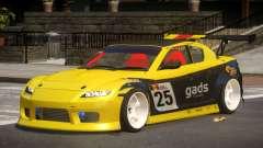 Mazda RX8 S-Tuned PJ5 для GTA 4