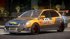 Mitsubishi Lancer S-Tuned PJ4 для GTA 4