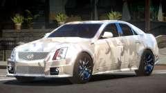 Cadillac CTS-V LR PJ6 для GTA 4