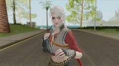 Ciri (The Witcher 3) для GTA San Andreas