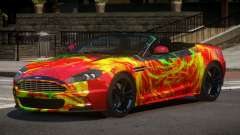 Aston Martin DBS Volante PJ2 для GTA 4