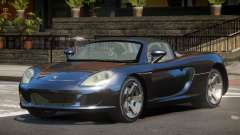 Porsche Carrera GT V1.3 для GTA 4