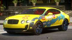 Bentley Continental RT PJ1 для GTA 4