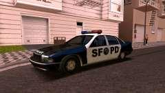 Шевроле каприз полиция 1993 стиль SA