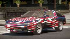 Mitsubishi Starion SR PJ5 для GTA 4