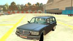 ГАЗ-310221 Универсал для GTA 4