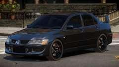 Mitsubishi Lancer SR для GTA 4