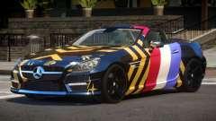 Mercedes Benz SLK DDS PJ6 для GTA 4