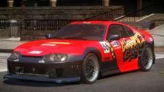 Toyota Supra SR PJ3 для GTA 4