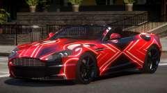 Aston Martin DBS Volante PJ3 для GTA 4