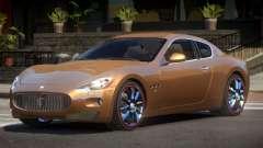 Maserati Gran Turismo S-Tuned для GTA 4