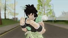 Broly V1 (Dragon Ball Super) для GTA San Andreas
