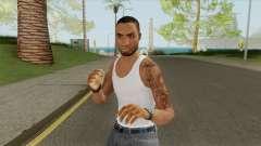 Crips Gang Member V4 для GTA San Andreas