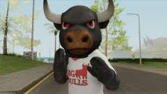 Big Bull Mascot (Dead Rising 3) для GTA San Andreas