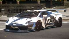 Lamborghini Gallardo LP560 SR PJ2 для GTA 4