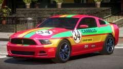 Ford Mustang B-Style PJ2 для GTA 4