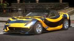 Ferrari 599XX R-Tuning PJ3 для GTA 4