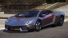 Lamborghini Aventador LP700 RP PJ3 для GTA 4