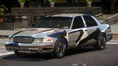 Ford Crown Victoria R-Tuned PJ6 для GTA 4