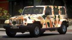 Jeep Wrangler LT PJ2 для GTA 4