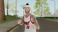 Chris Andersen (Miami Heat) для GTA San Andreas
