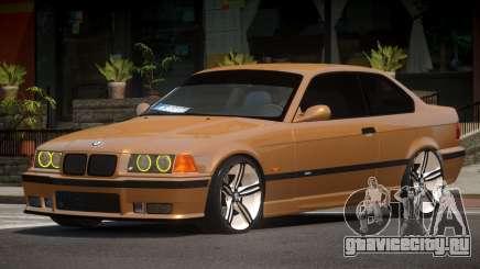 BMW M3 E36 LS для GTA 4