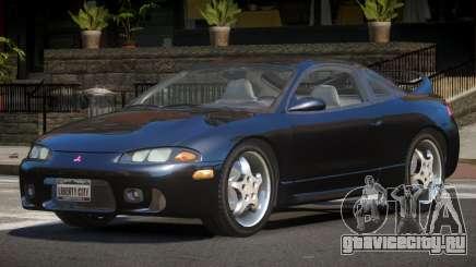 Mitsubishi Eclipse LR для GTA 4
