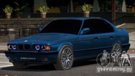BMW 525I E34 для GTA 4
