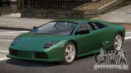 Lamborghini Murcielago SR для GTA 4