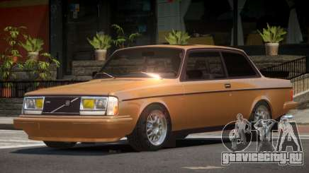 1982 Volvo 242 Turbo для GTA 4