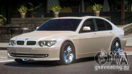 BMW B7 Alpina V1.0 для GTA 4