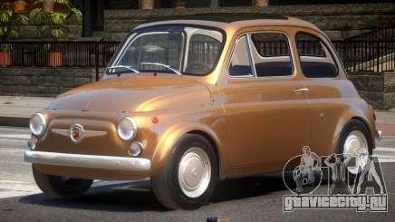 1973 Fiat Abarth для GTA 4