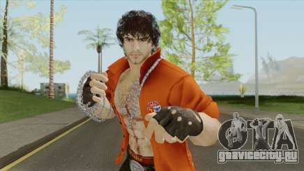 Miguel (Tekken TT 2) для GTA San Andreas
