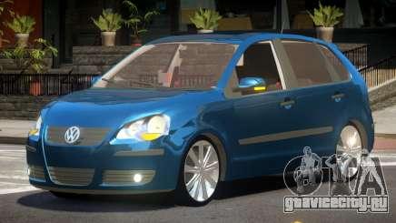 Volkswagen Polo LS V1.0 для GTA 4