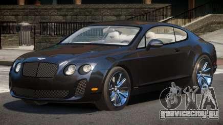 Bentley Continental S-Tuned для GTA 4