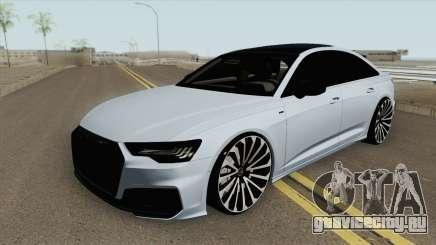 Audi A6 C8 (S-Line) для GTA San Andreas