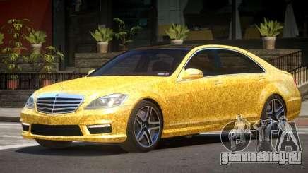 Mercedes-Benz S65 ES PJ6 для GTA 4