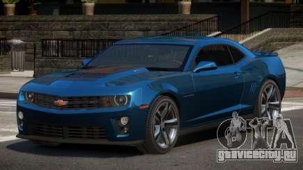 Chevrolet Camaro ZL1 RTS для GTA 4
