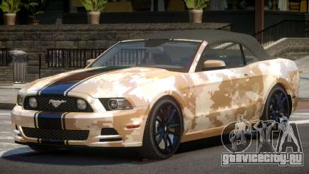 Ford Mustang GT CDI PJ3 для GTA 4