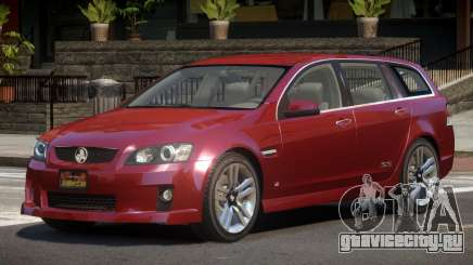 Holden VE Commodore RT для GTA 4