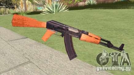 AK-47 (GTA LCS) для GTA San Andreas