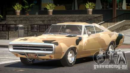 Dodge Charger 440 PJ3 для GTA 4