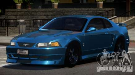 Ford Mustang SVT-97 для GTA 4