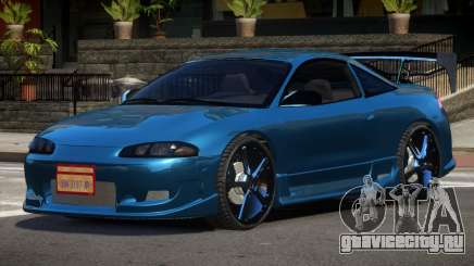 Mitsubishi Eclipse TR для GTA 4