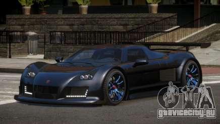 Gumpert Apollo S-Tuned для GTA 4